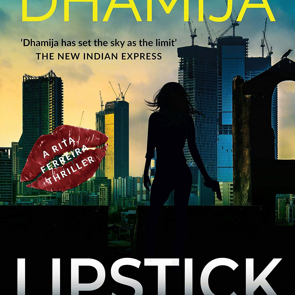 Nutty 'Lipstick' for every crime fiction fan