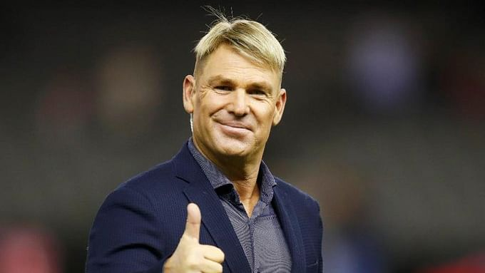 Shane Warne appointed as Rajasthan Royals' brand ambassador for second year in a row