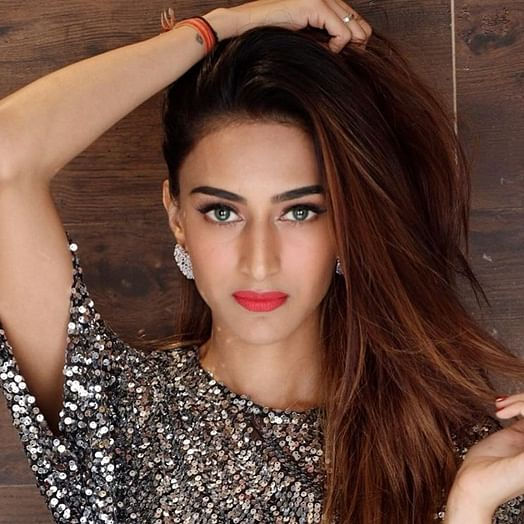 Erica Fernandes has a special someone, but she's not engaged yet