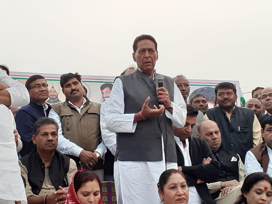 Congress: Will provide 'pucca' houses to residents of JJ Clusters across Delhi if voted to power