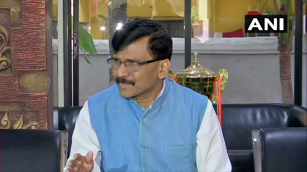 Sanjay Raut urges central ministers, BJP leaders to meet Anvay Naik's family before protesting Arnab's arrest