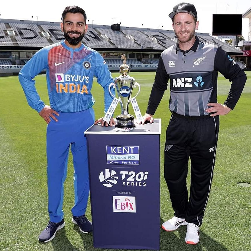 NZ vs IND T20I: Virat and Co. look to continue winning streak against New Zealand