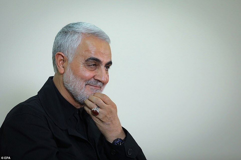Soleimani's remains identified by his ring
