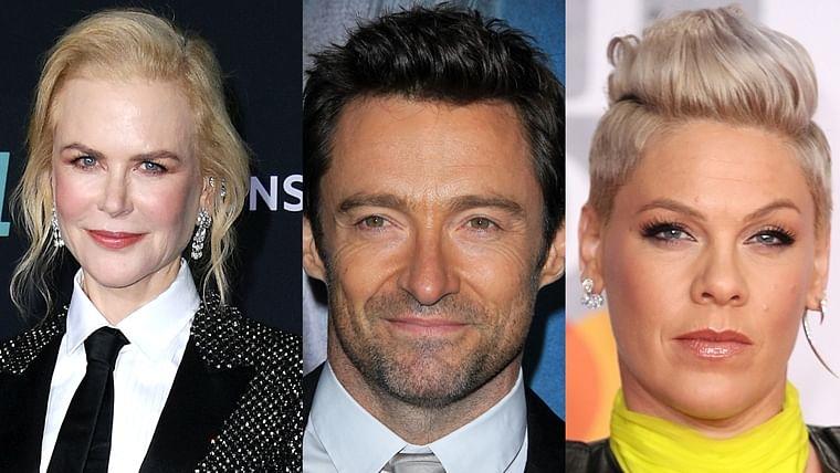 Nicole Kidman, Hugh Jackman, Pink, and others pledge to support Australia amid bushfires