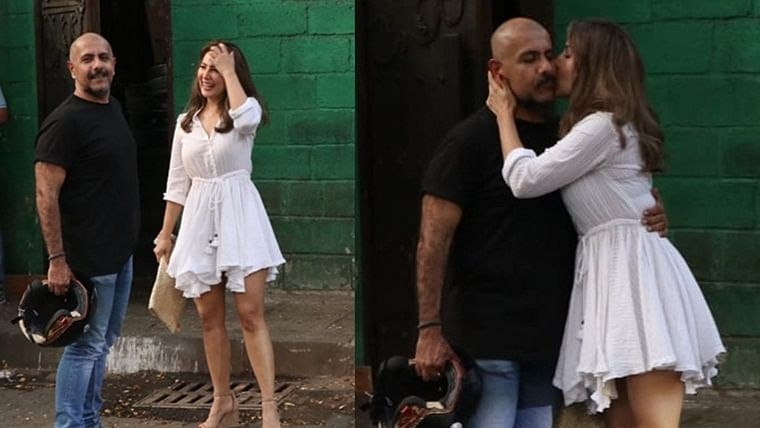 Vishal Dadlani, Kim Sharma's PDA sparks dating rumours