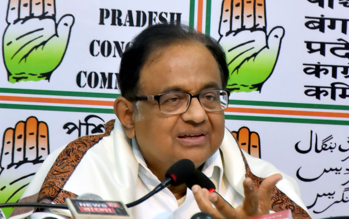 Chidambaram: Those opposing CAA, NPR should come together