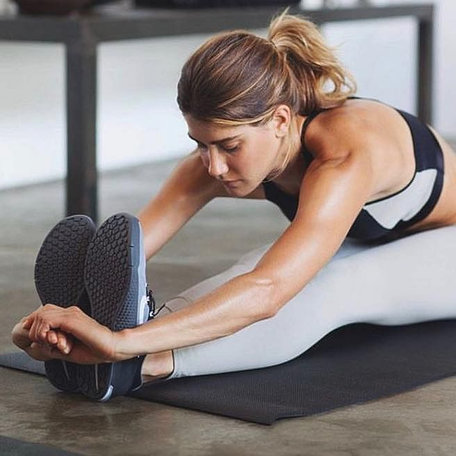 A fitness freak? Maybe you have a disorder