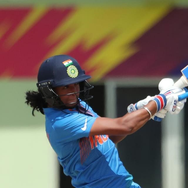 ICC Women's T20 World Cup AUS vs IND: Team India skipper Harmanpreet Kaur falls