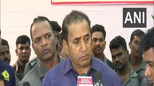 Home Minister Anil Deshmukh
