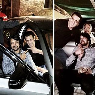 Being Bhai: Salman Khan gifts Dabangg 3 villain Kichcha Sudeep a BMW M5 worth Rs. 1.55 crores