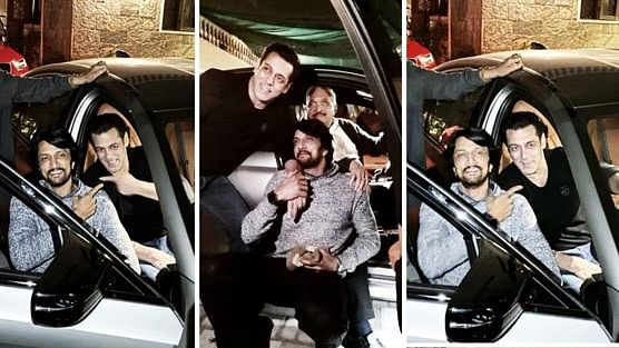 Being Bhai: Salman Khan gifts Dabangg 3 villain Kichcha Sudeep a BMW M5 worth Rs. 1.55 crores