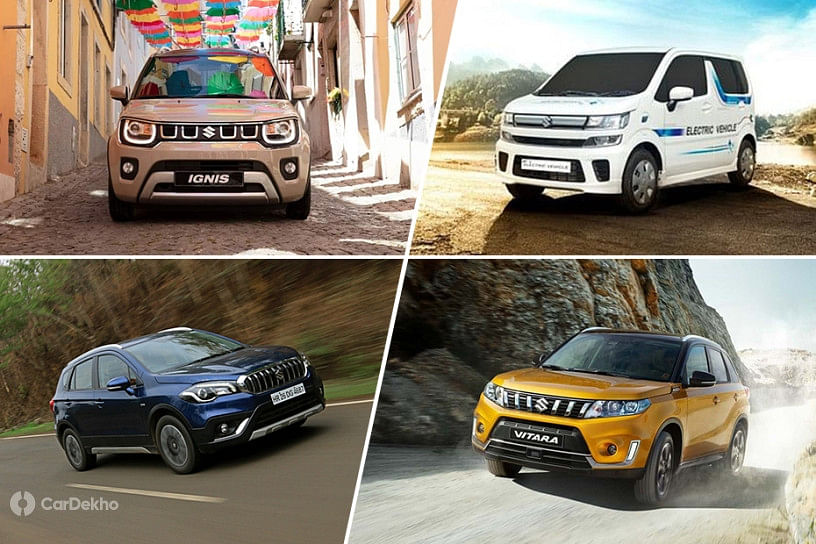 What does Maruti have in store for Auto Expo 2020?