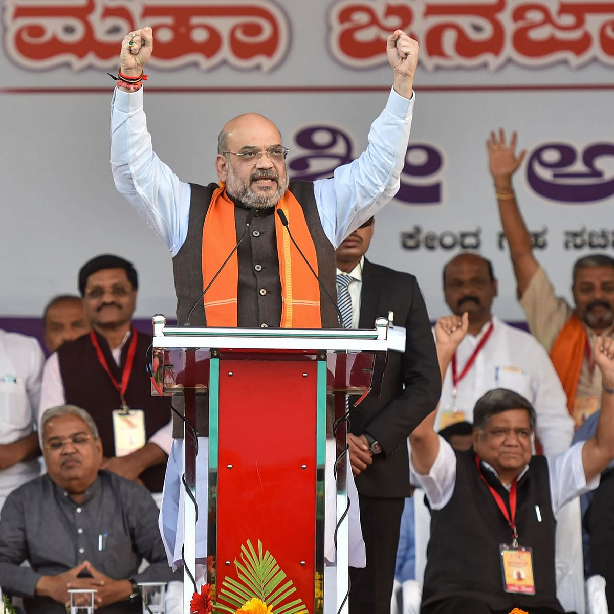 PM Modi flag bearer of Indian culture, tradition: Amit Shah