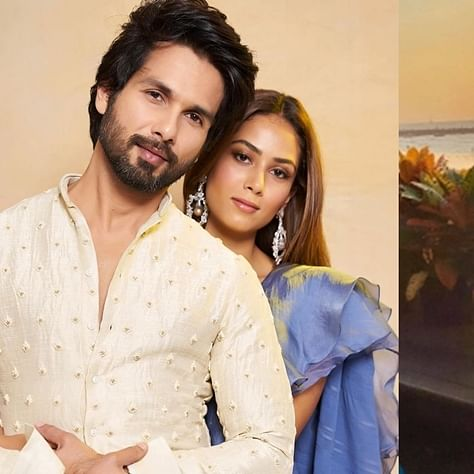 Too cute to handle: Shahid Kapoor's daughter Misha celebrates Makar Sankranti by flying a kite