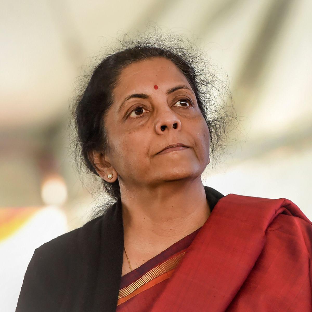FM Nirmala Sitharaman hints at once a year GST recast