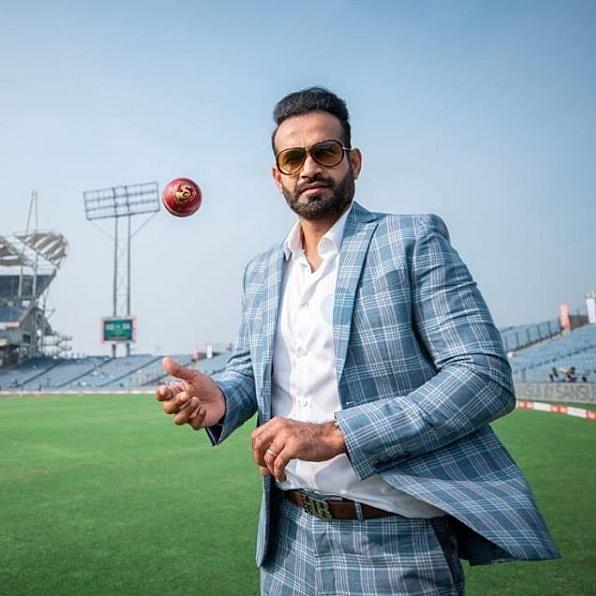 'India have edge over Australia': Irfan Pathan