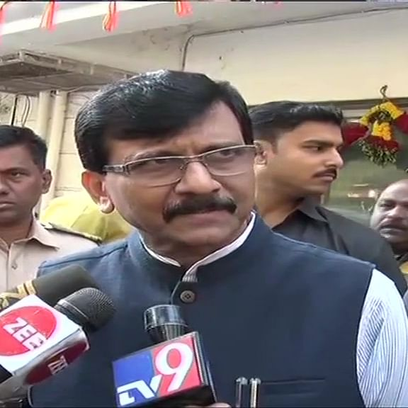 BJP leader told me about my phone being tapped by govt: Sanjay Raut