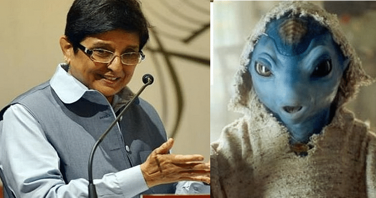 Dear Kiran Bedi, not Om, this is what the Sun actually sounds like