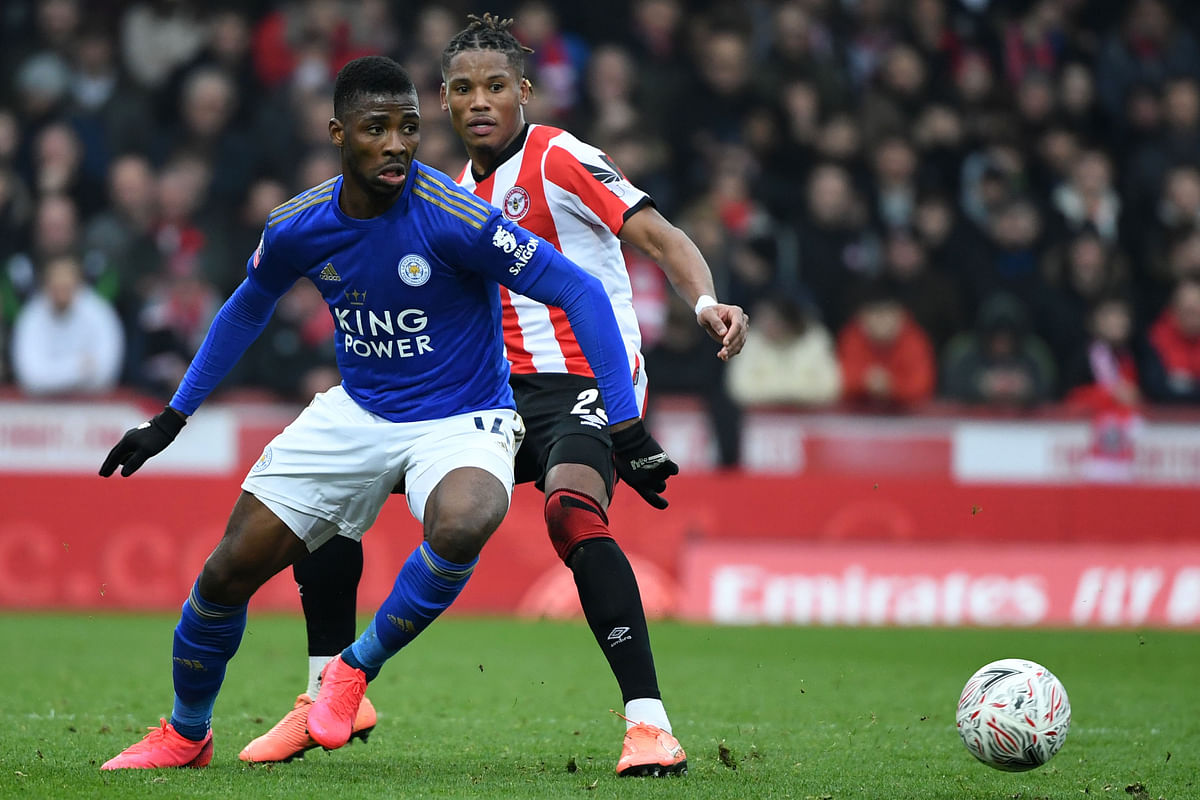 Iheanacho fires Leicester into FA Cup fifth round