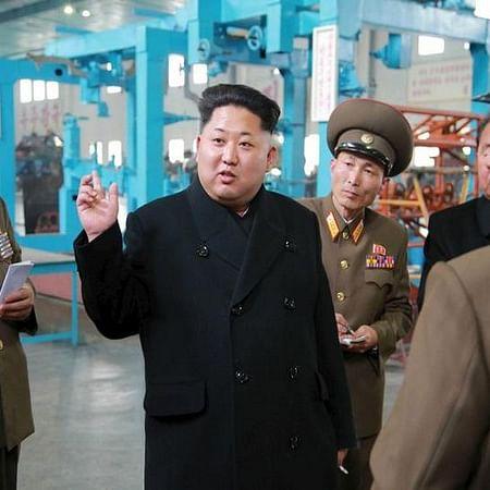 Kim Jong Un puts North Korea's Kaesong city in lockdown over suspected COVID-19 outbreak