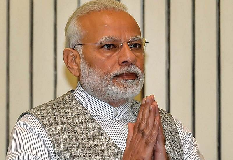 PM Modi expresses grief over the death of 11 people in Mumbai building collapse