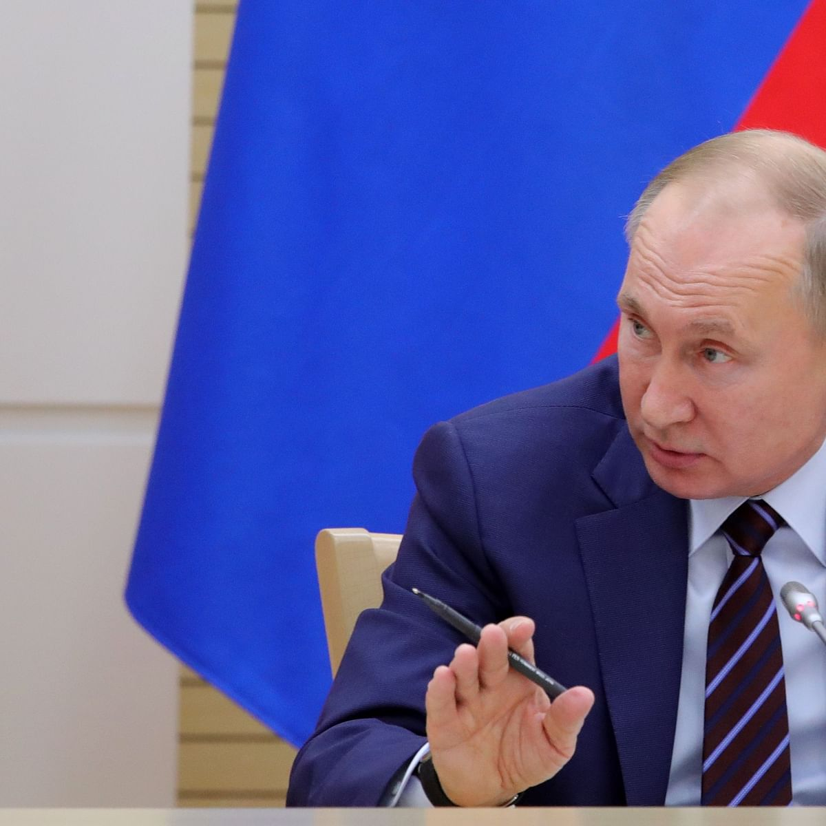 Vladimir Putin to attend Libya peace conference