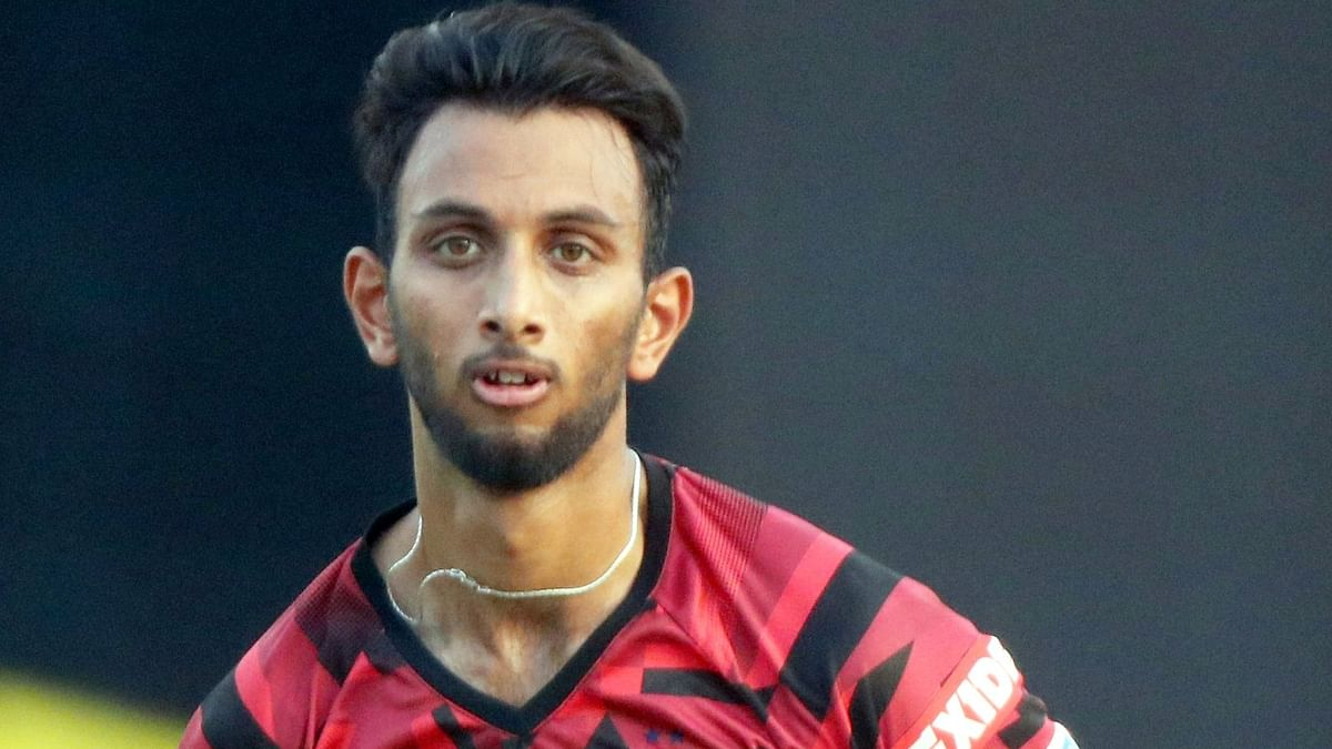 IPL 2021: Playing for India has added to my confidence, says KKR's Prasidh Krishna