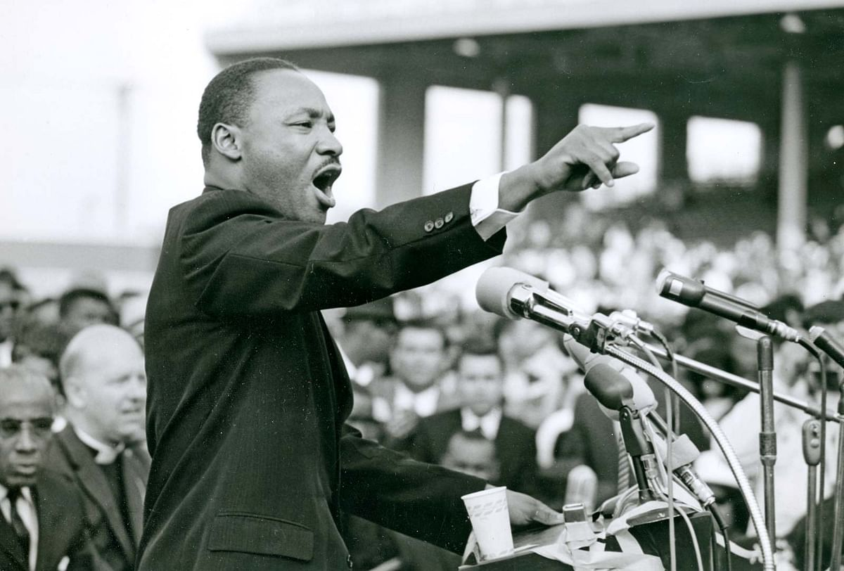 Watch: Martin Luther King Jr's iconic 'I Have a Dream' speech on MLK Day