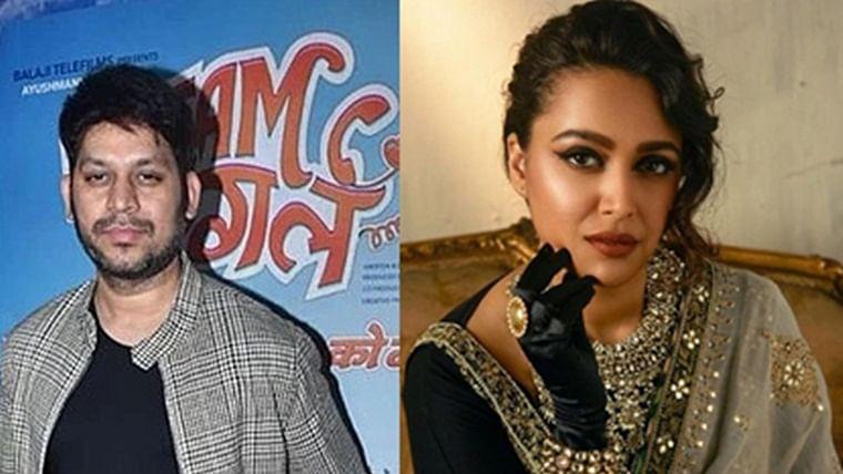 Raaj Shaandilyaa apologises to Swara Bhasker after calling her 'cheaper than Dainik Bhaskar'