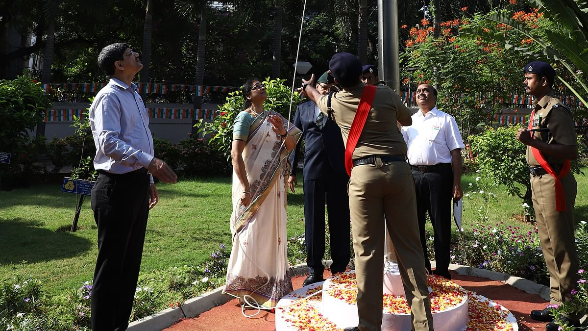 Indian  Bank  Celebrates  71st Republic  Day