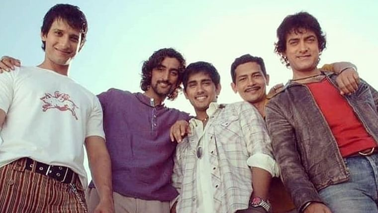 14 years of 'Rang De Basanti': Sharman Joshi gets nostalgic