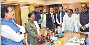 Cong, BJP MLAs attack govt over PSC disgracing Bhil community