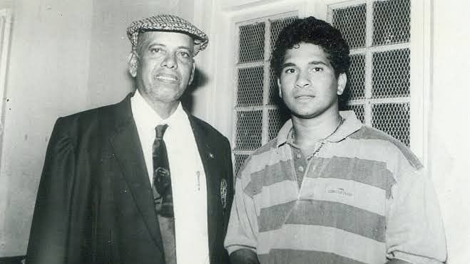 'You will continue to remain in our hearts, Achrekar Sir!': Sachin Tendulkar pays tribute to childhood coach