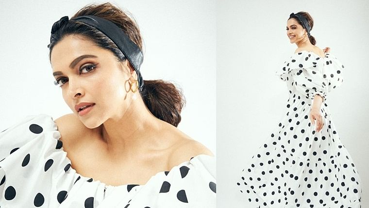 Pretty in Polka: Deepika Padukone's retro-inspired dress comes with a whopping price tag