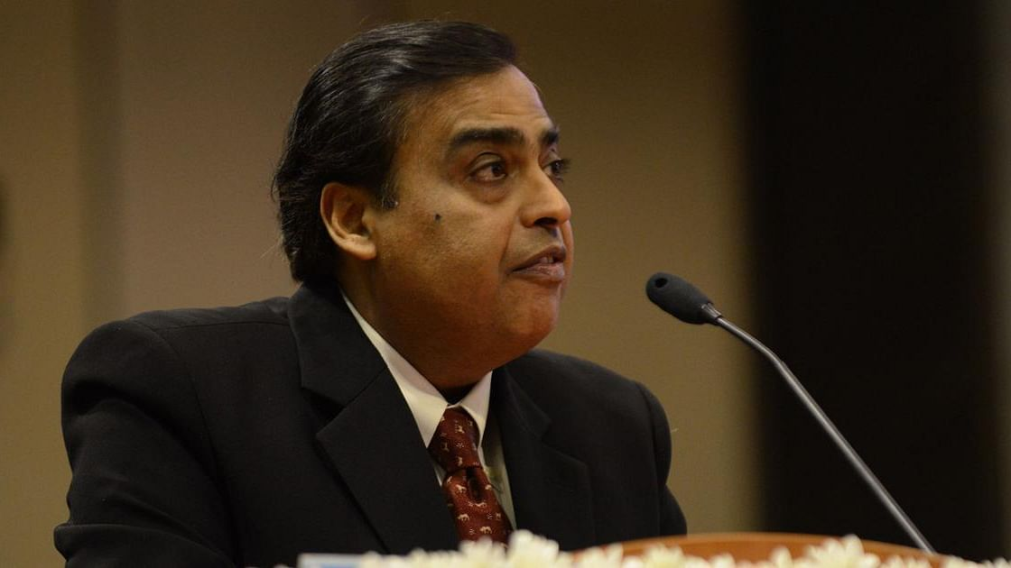 Reliance Industries shares fall 3 pc