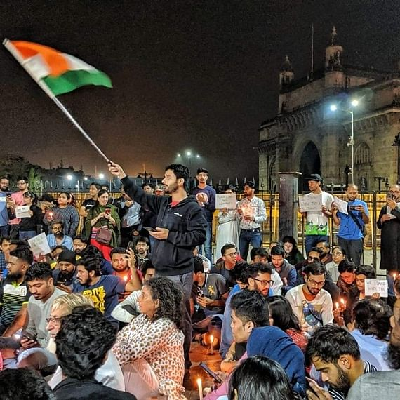 JNU Violence: Colaba Social steps up in time of need, offers washrooms and water to protesters