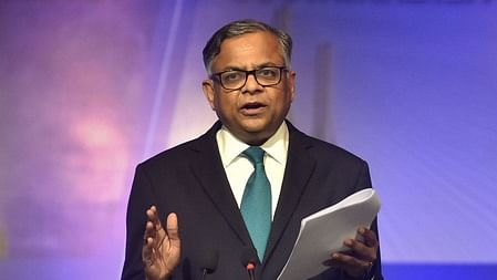 Tata Motors to be near-zero debt levels in three years: N Chandrasekaran
