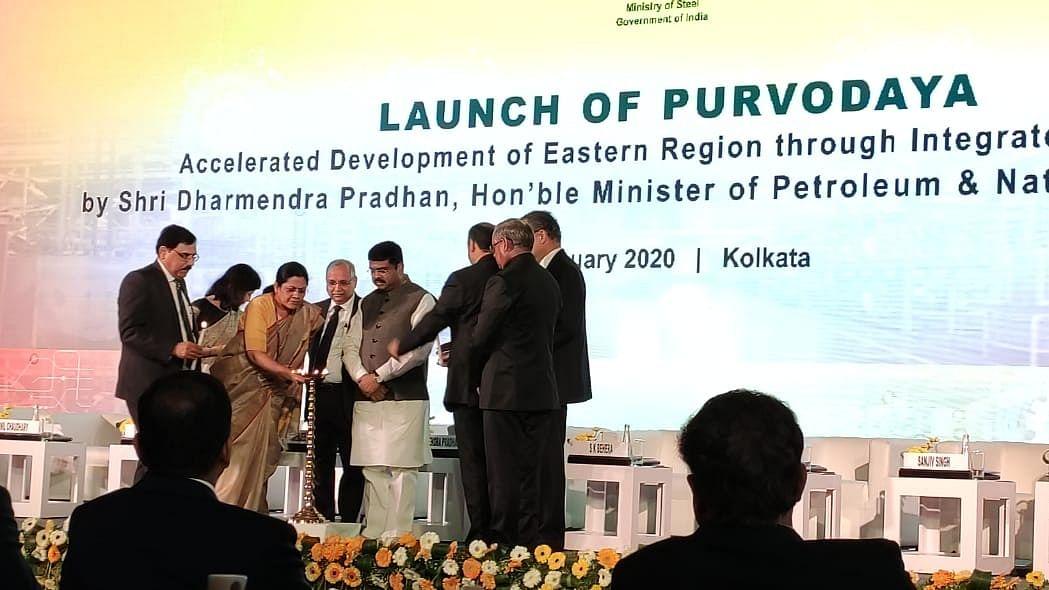 SAIL kick-starts its participation in Purvodaya