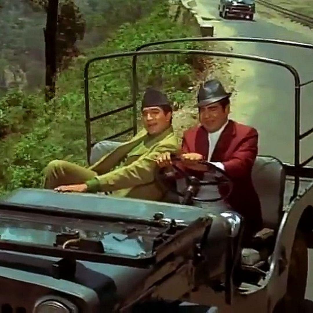 Where is Aradhana jeep, asks Mahindra
