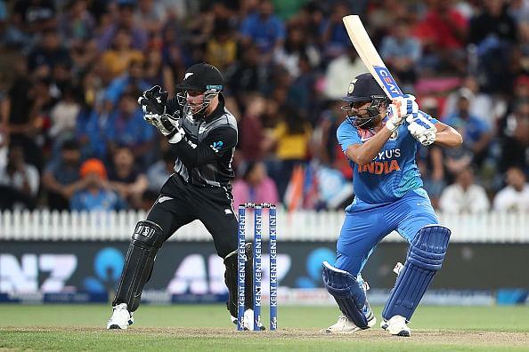 'Hitman show on': Twitterati laud Rohit Sharma after explosive batting against Kiwis