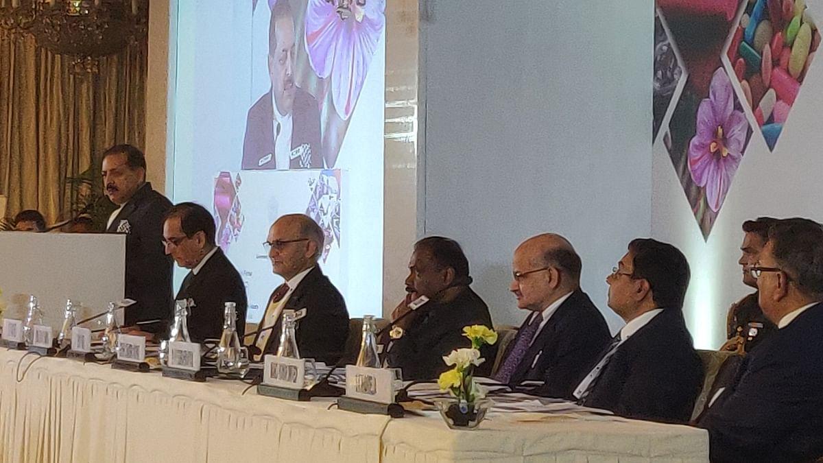 Jammu and Kashmir holds pre-summit investors' meet