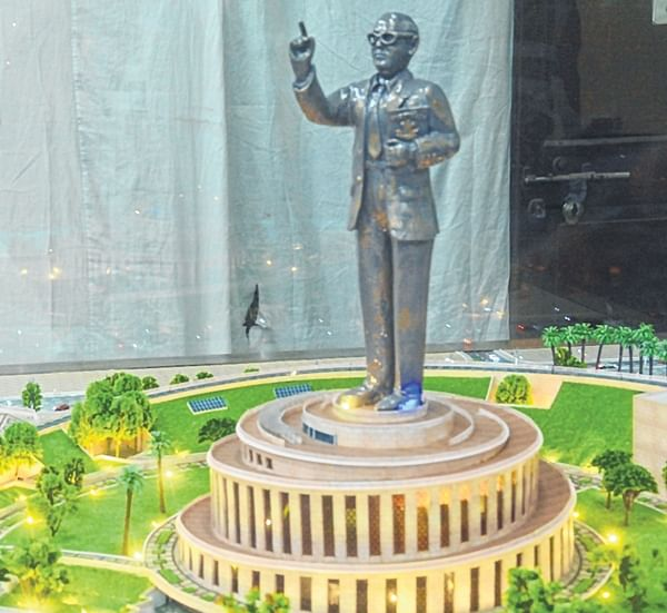 MVA wants Dr Babasaheb Ambedkar memorial constructed before BMC election
