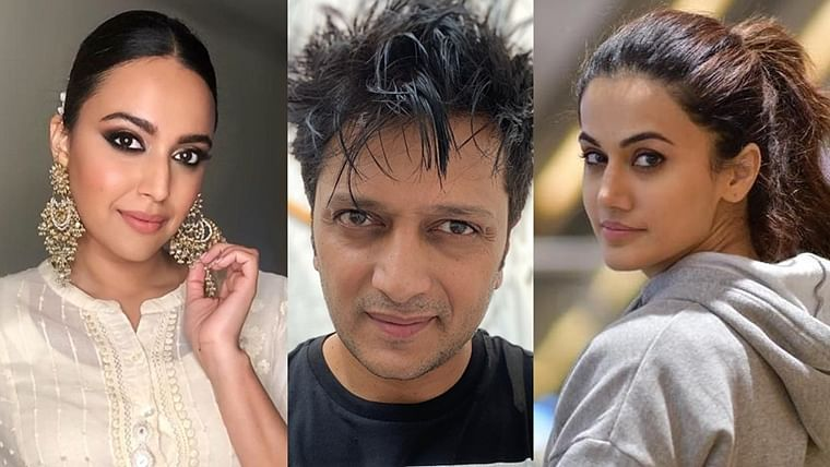 'Enough is enough': Swara, Riteish, Taapsee and other Bollywood celebs react to JNU violence