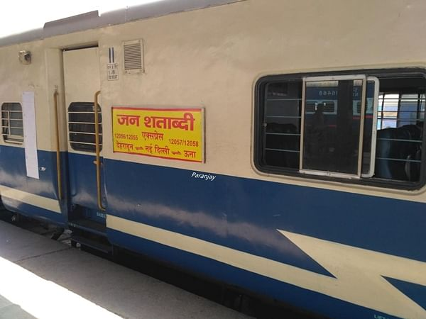 Dehradun-bound train passenger gets message of being COVID-19 positive on-board; 22 co-passengers quarantined
