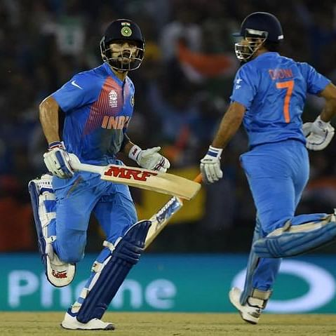 Ind vs Aus: Virat Kohli breaks MS Dhoni's captaincy record