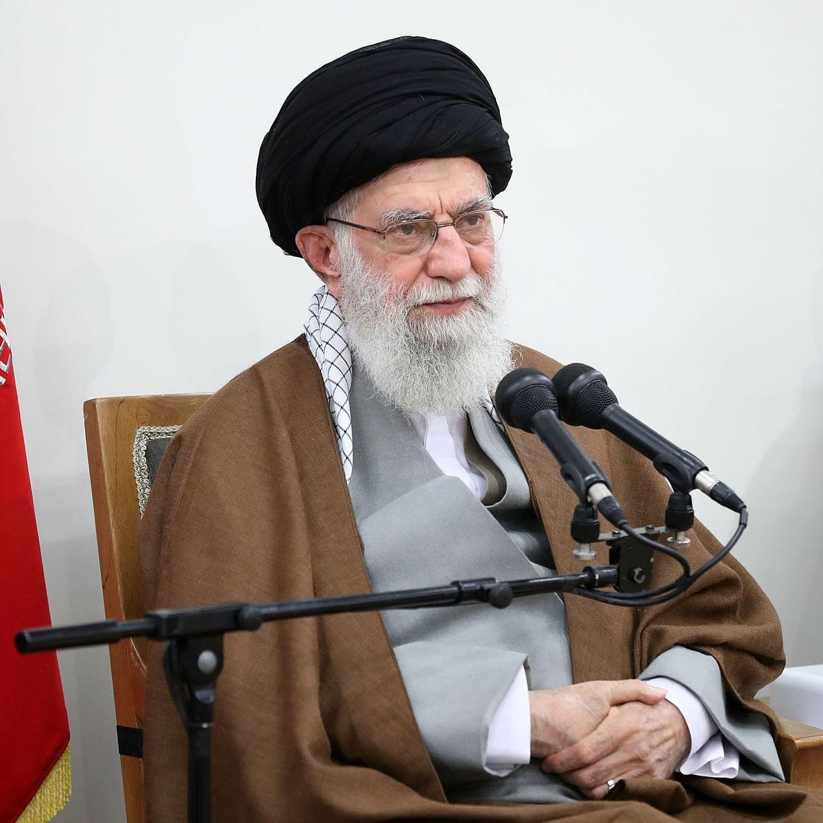 Iran's top leader calls Trump a 'clown' who will betray Iranians