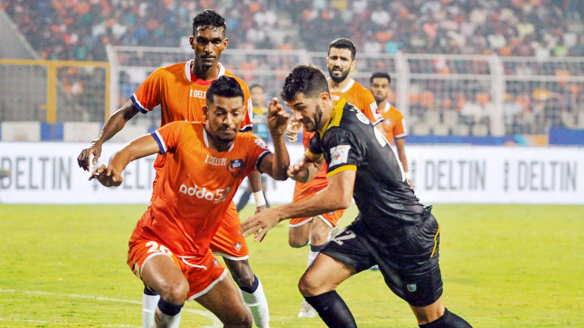 ISL: FC Goa prevail over Kerala Blasters in five-goal thriller