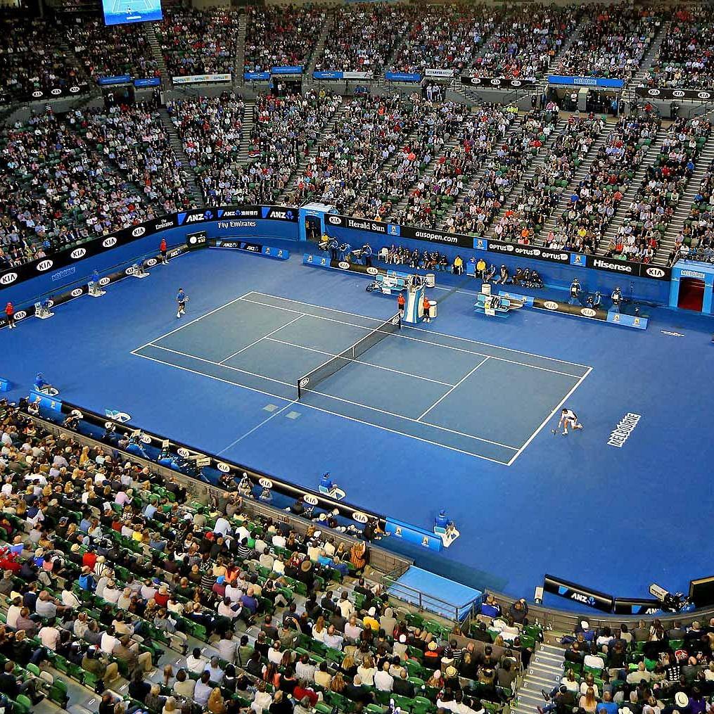 Australian Open: Two more tennis players test positive for coronavirus