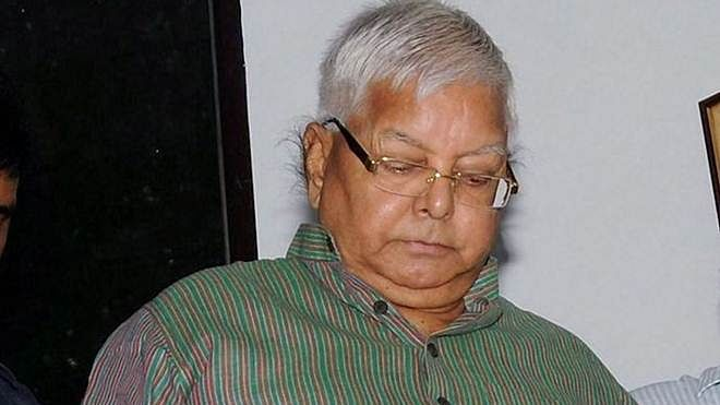 Lalu Prasad's statement recorded in fodder scam case