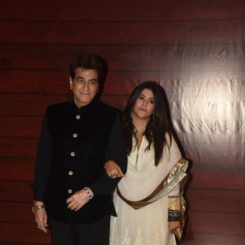 Jeetendra to make OTT debut in daughter Ekta Kapoor's 'Baarish'